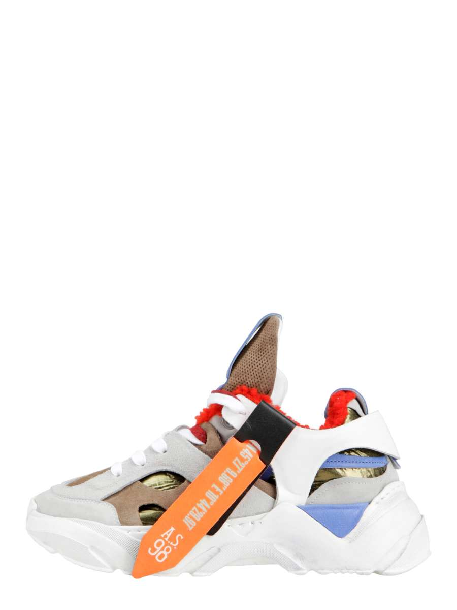 Chunky Sneaker bianco