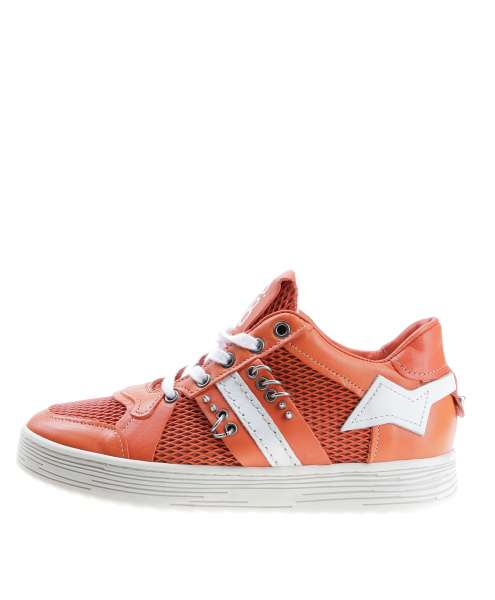 Sneaker arancio