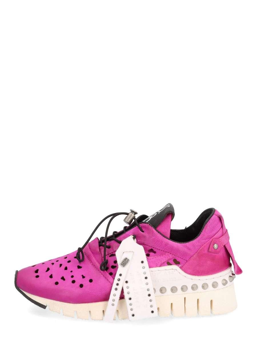 Runner sneakers fuchs