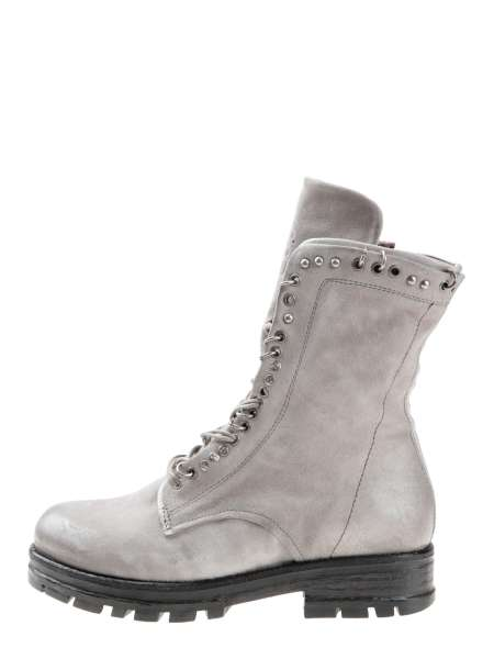 Studded boots grigio