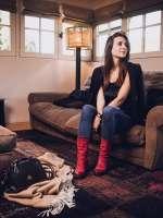 Women boots A23206