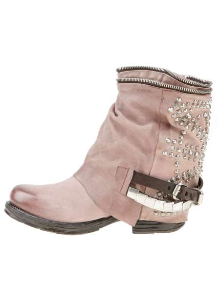 Studded boots bestseller grunge