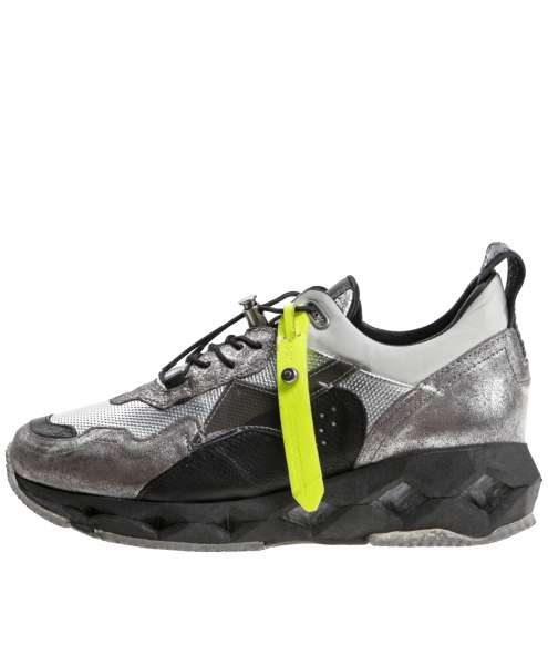 Chunky sneakers argento