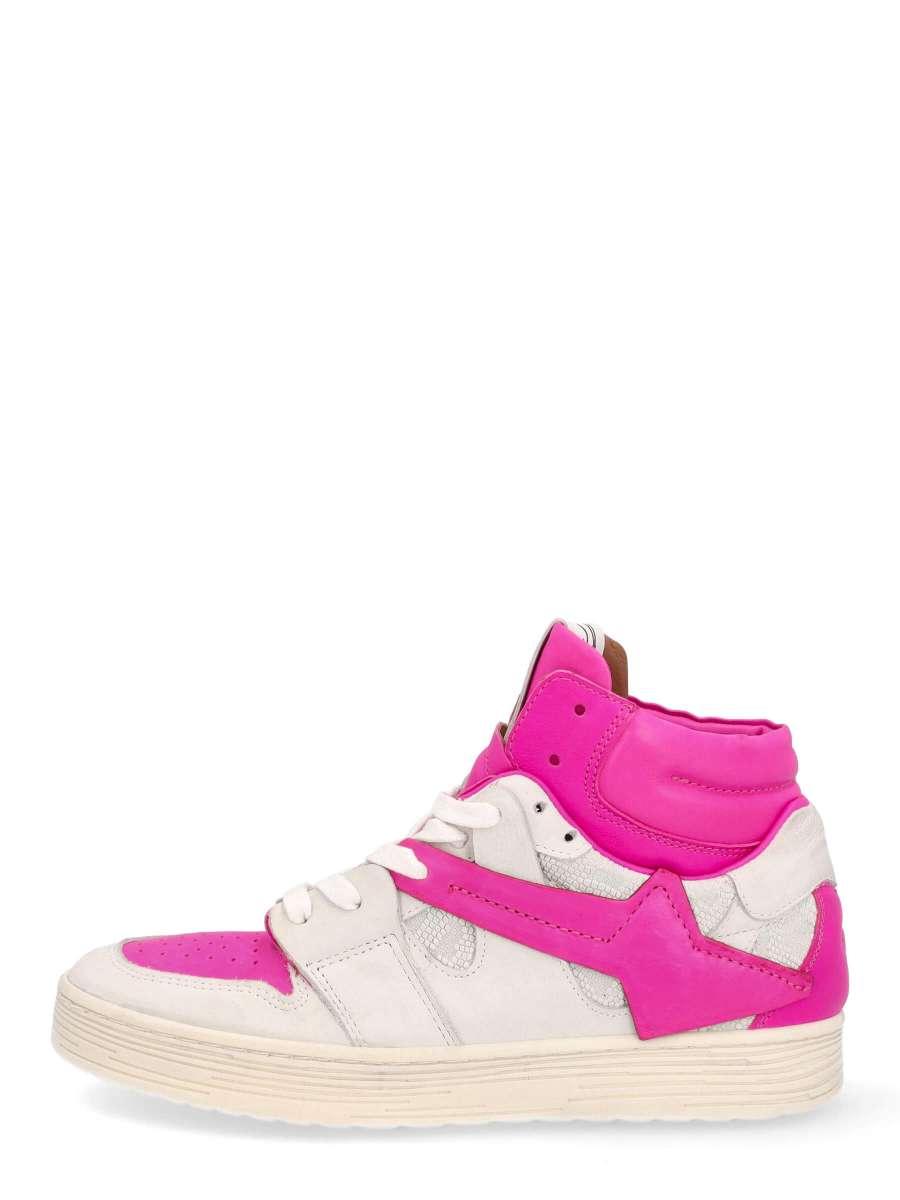High Top Sneaker fuchs