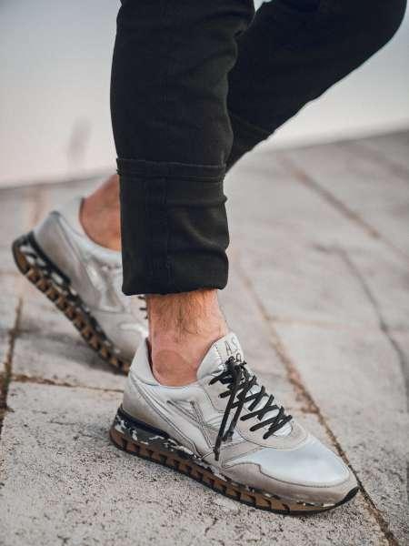 Runner Sneaker grigio