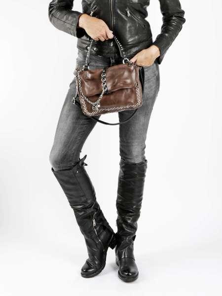 Handtasche grigio