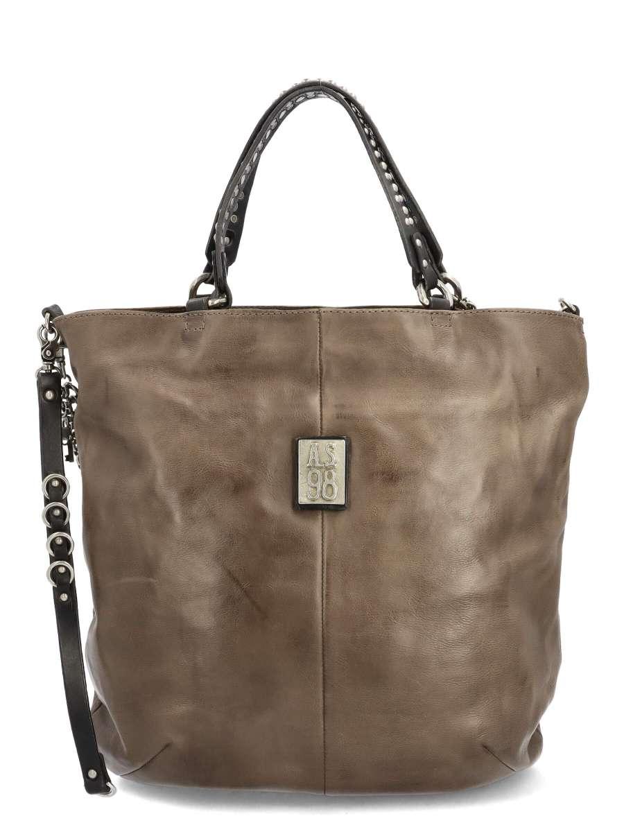 Handbag grigio