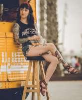 Damen Sandale A01005