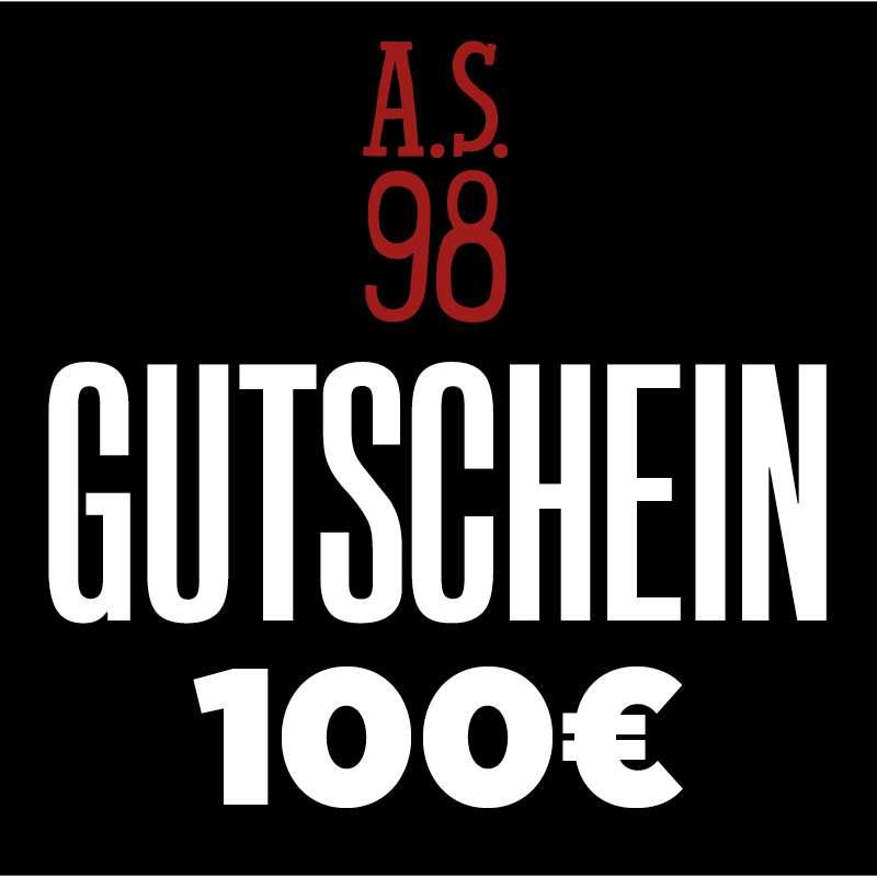 Gift voucher 100 Euro