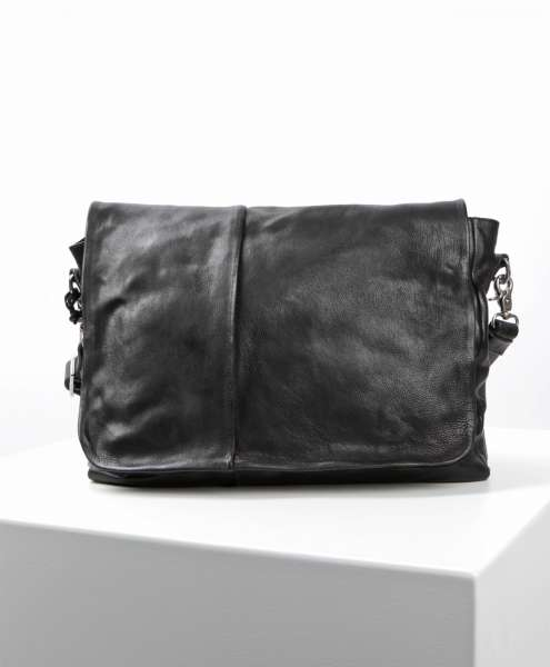 Messenger bag nero