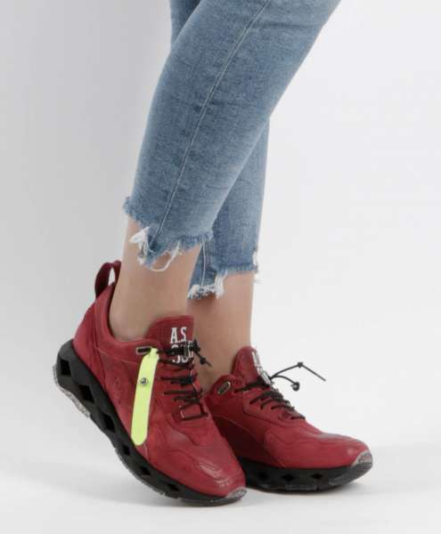 Chunky Sneaker cardinal