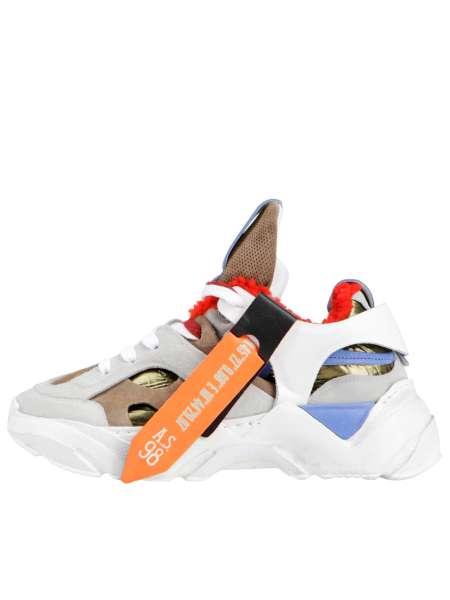 Chunky sneakers bianco