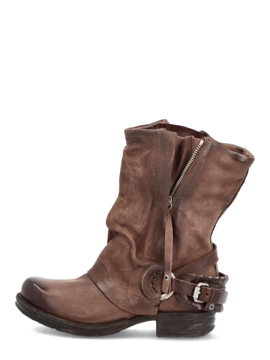 Cuffed boots bestseller fondente