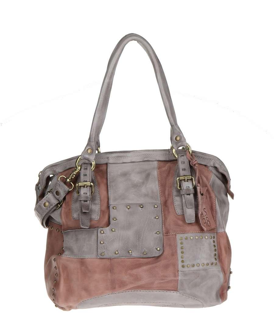 Damen Patchwork Tasche 200300