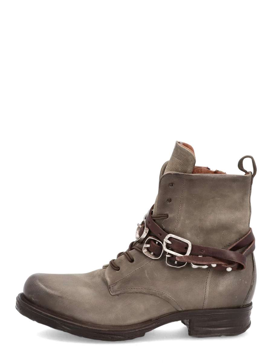 Ankle boots cenere