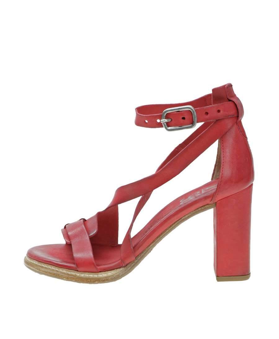 Strappy sandals blood