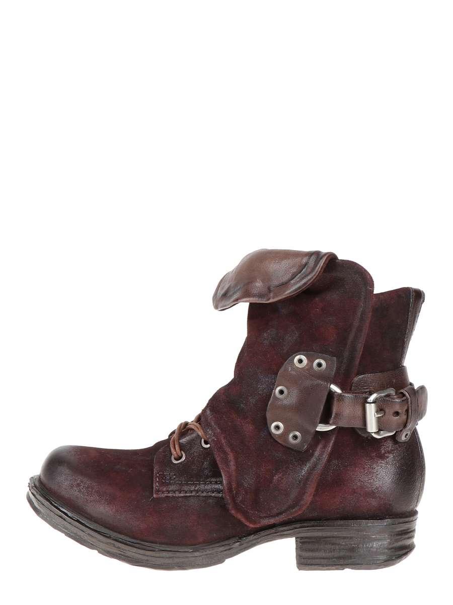 Cuffed boots falun