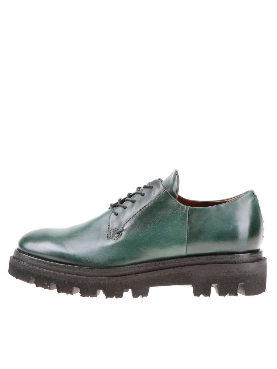 Low shoes verde
