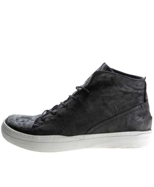 High-top sneakers nero