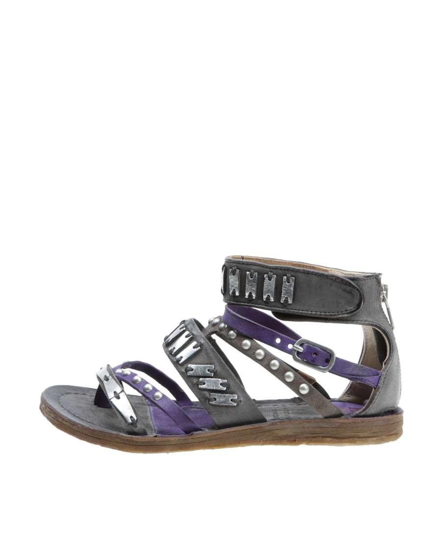 Strappy sandals nebbia