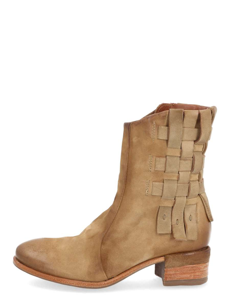 Asymmetrical ankle boots africa