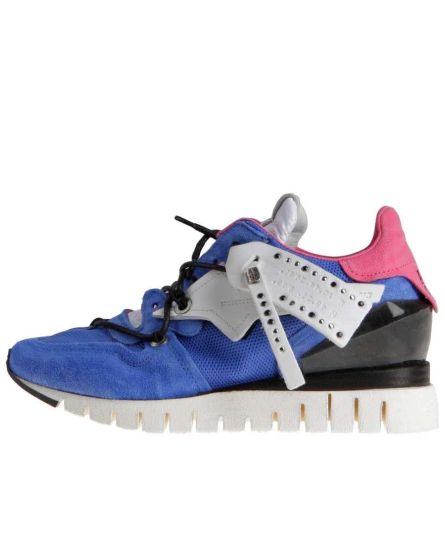 Runner sneakers klein