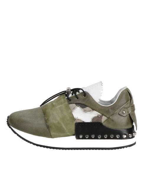 Women Sneaker 504103
