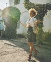 Damen Sandale A01003