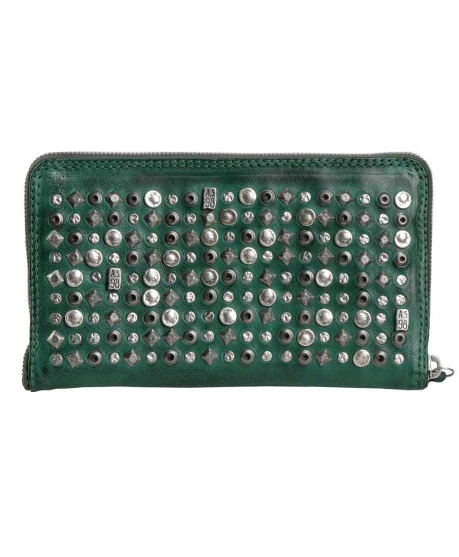 Portemonnaie emerald