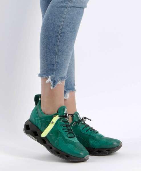 Chunky Sneaker emerald