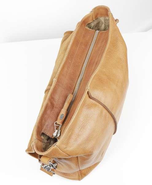 Messengerbag cuoio