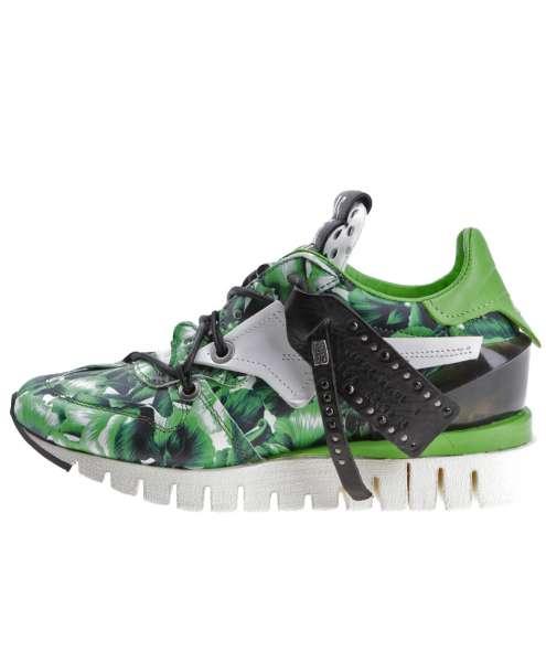 Runner sneaker verde