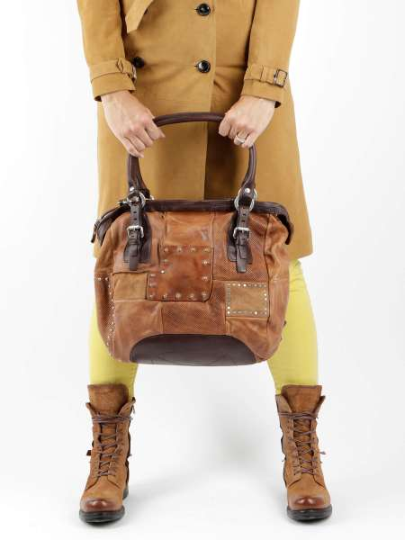 Patchwork Tasche calvados