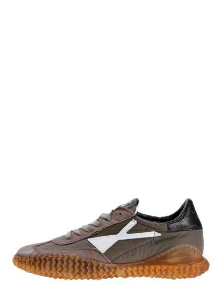 Runner sneaker militare