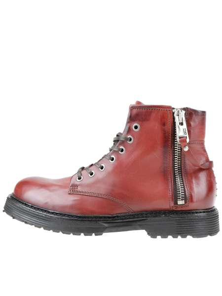 Laced boots sequoia