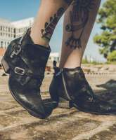 Women ankle boots 160210