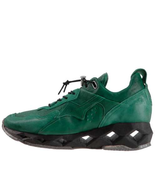 Chunky sneakers emerald
