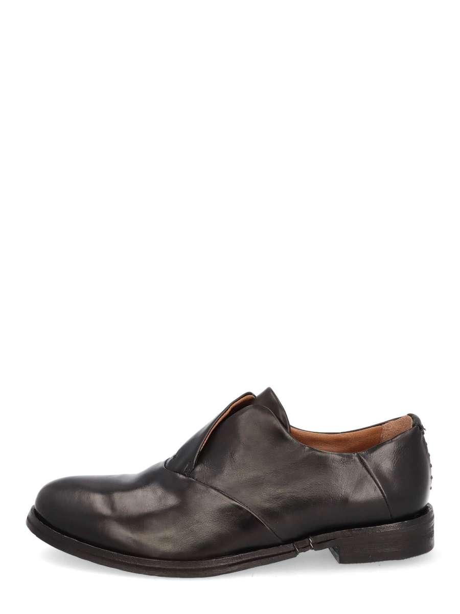 Low shoe nero