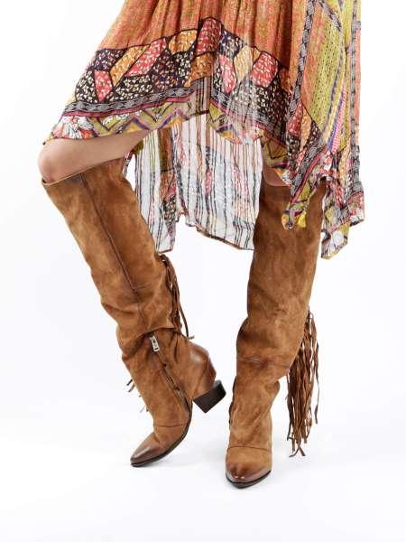 Cowgirl Overknees calvados