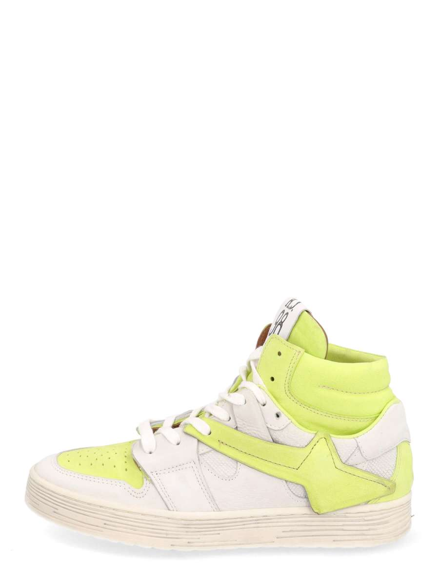 High Top sneakers bianco