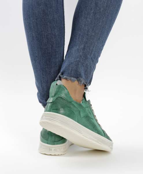 Sneaker emerald