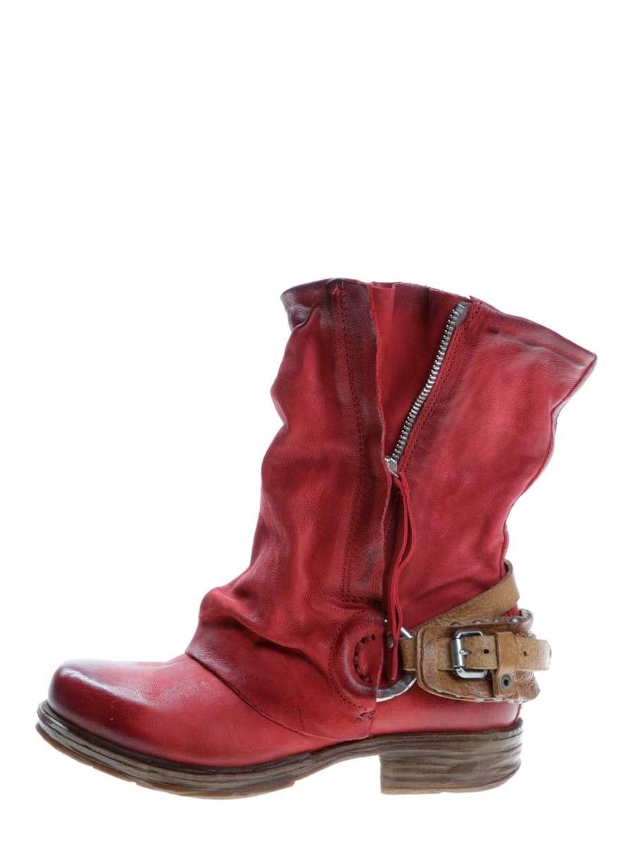 Cuffed boots bestseller blood