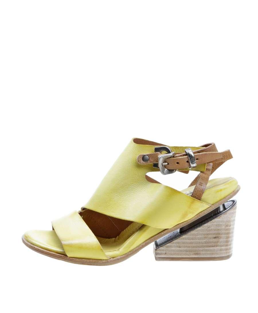 Strappy sandals sun