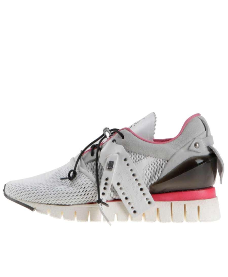 Runner sneakers bianco