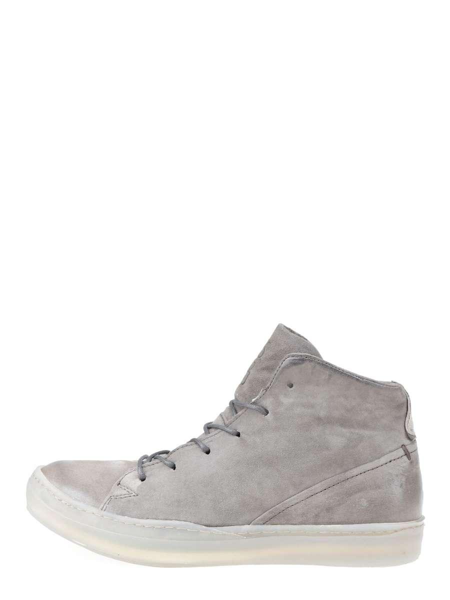 High-top Sneaker smoke