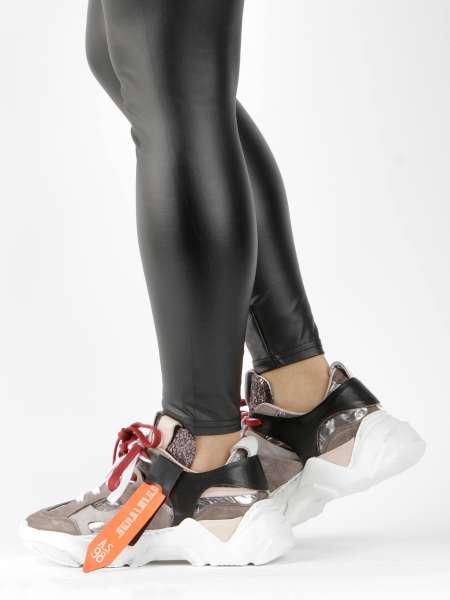 Chunky Sneaker fango