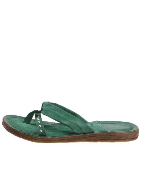 Thongs emerald