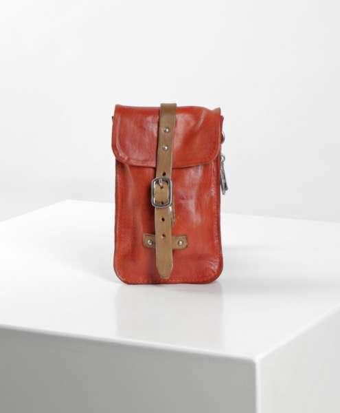 Mobile bag corallo