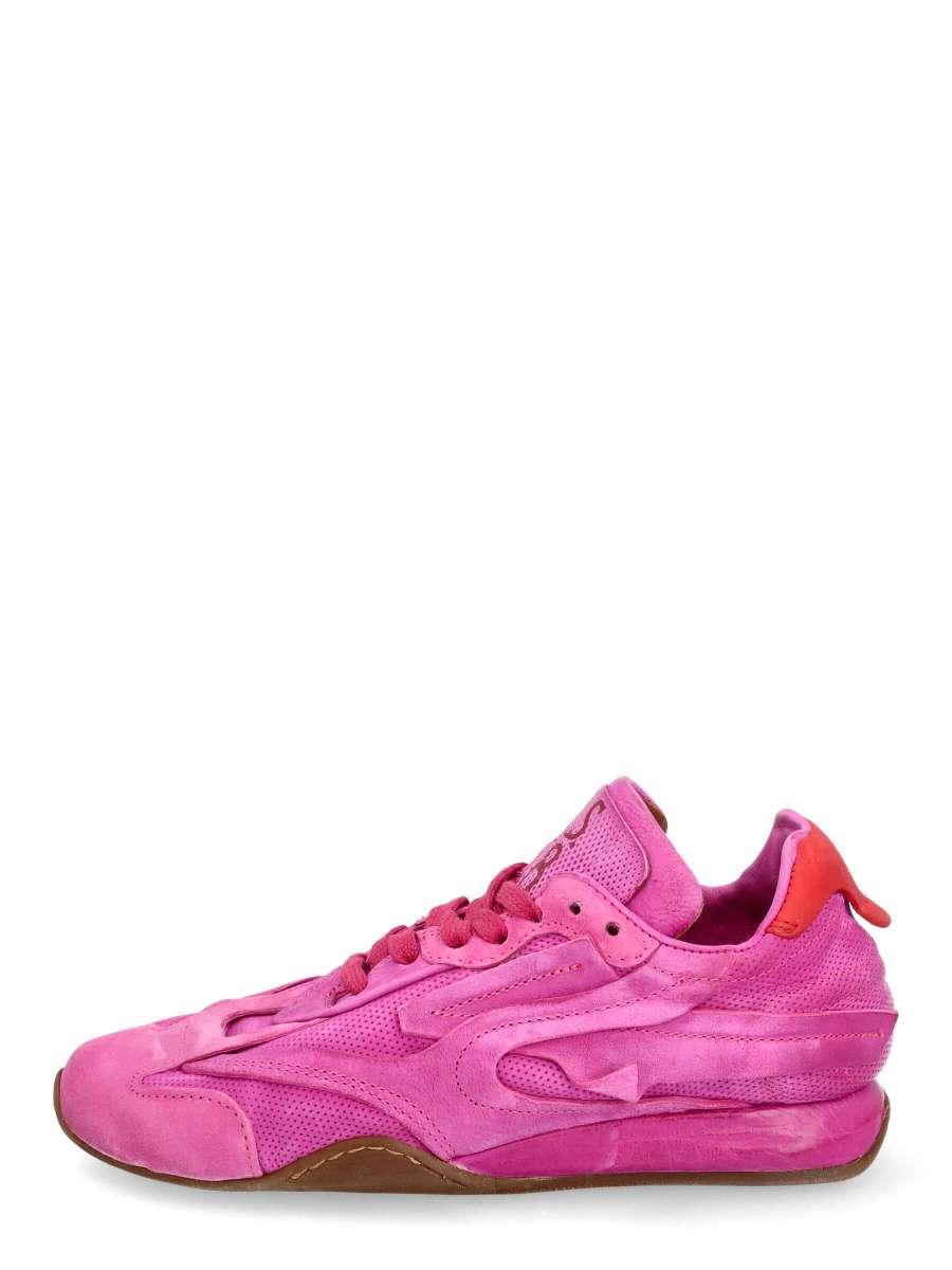 Runner Sneaker fuchs