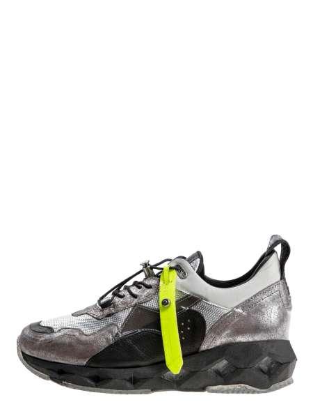 Chunky Sneaker argento